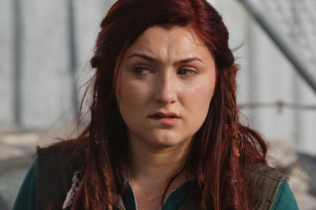 Anastasia Baranova as Addy Carver on Z Nation