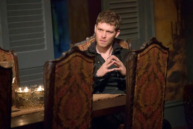 Scheming Klaus - The Originals Season 2 Episode 1