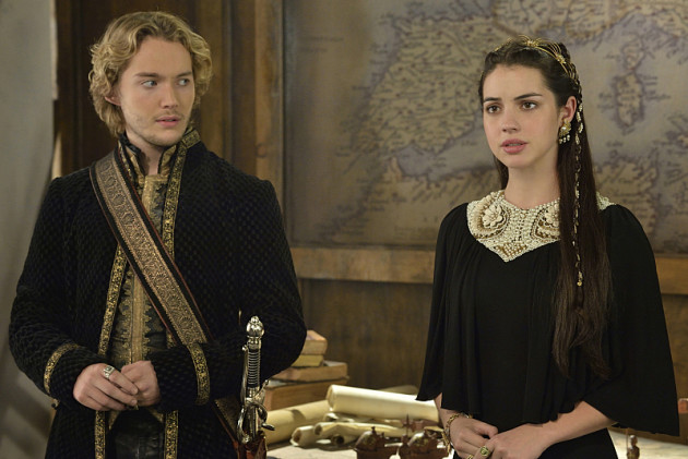 Deferring to mary reign season 2 episode 5 tv fanatic