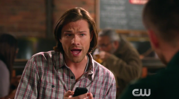 supernatural dean dating app
