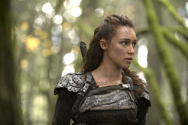 The 100 round table why finn had to die tv fanatic