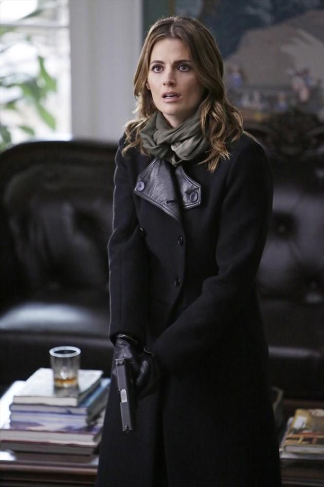 Castle Season 7 Episode 13 Review: I, Witness - TV Fanatic