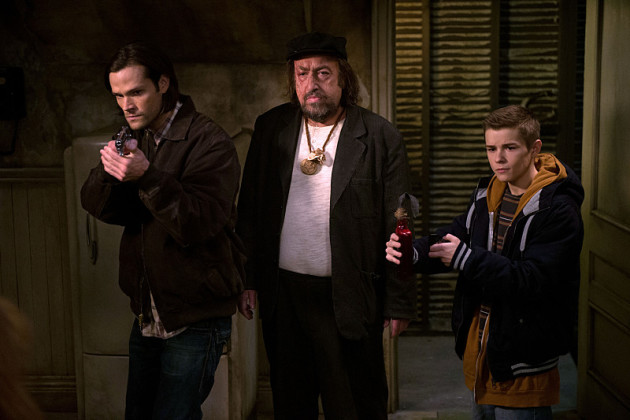 Supernatural Season 10 Episode 12 Review About A Boy Tv Fanatic