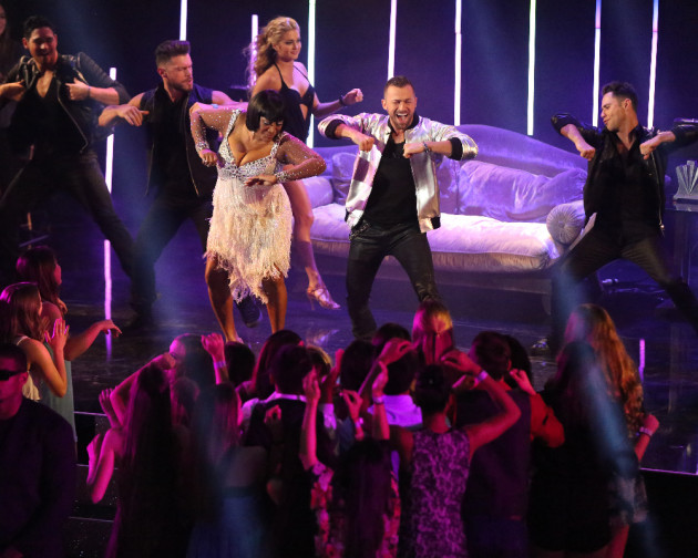 Patti and artem salsa dancing with the stars season 20 for 1234 get on the dance floor full song