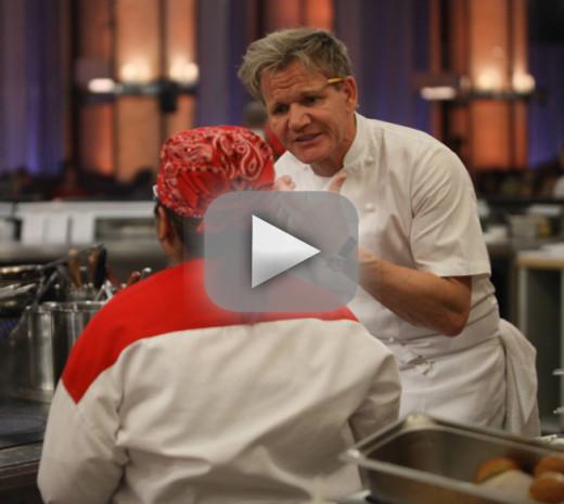 Hell's Kitchen: Watch Season 12 Episode 4 Online