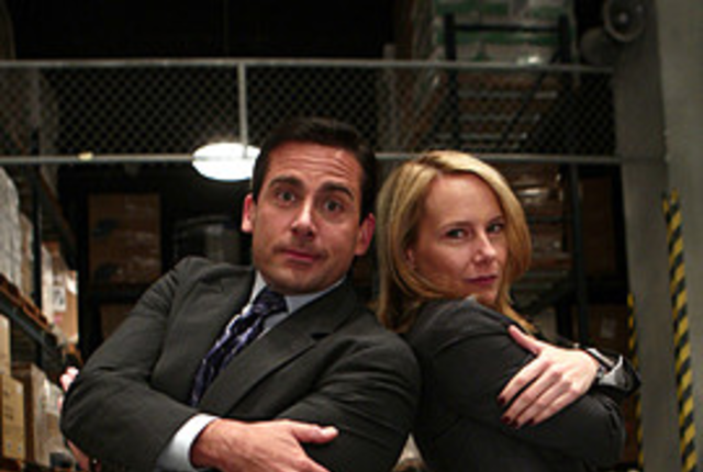 Michael-scott-and-holly-flax