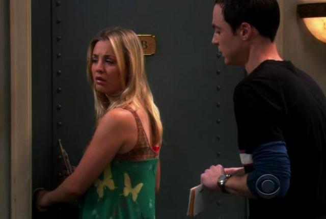 Sheldon seeks pennys help