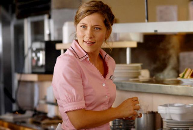 Meet ana the waitress