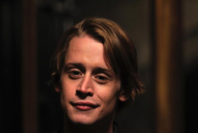 Macaulay culkin as andrew cross