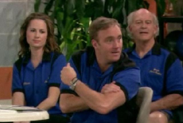 Garys new bowling team