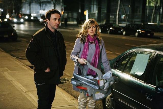 Stuart christina and baby