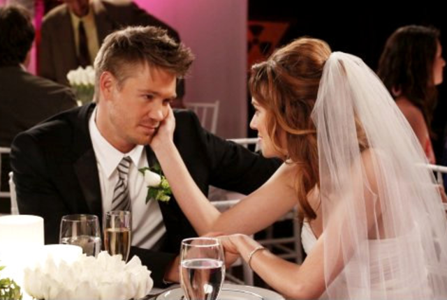 Peyton lucas wedding pic