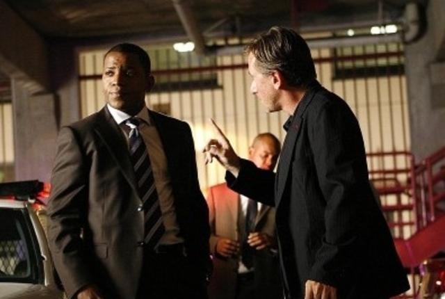 Series premiere scene