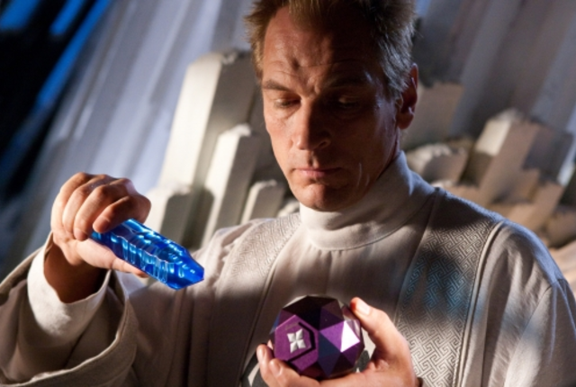 Julian sands as jor el