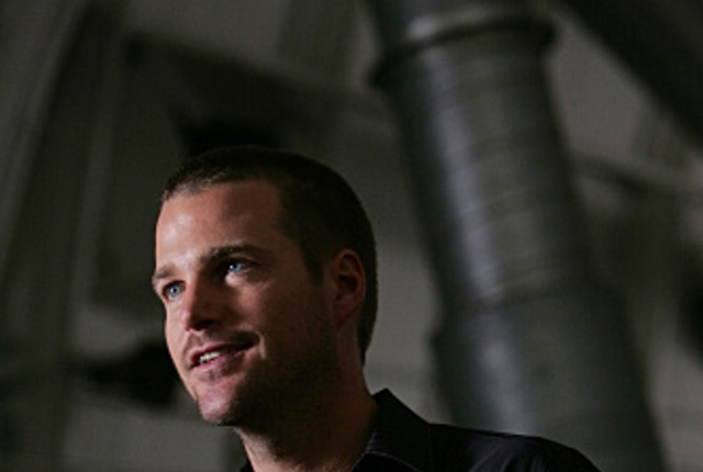 Chris odonnell as callen