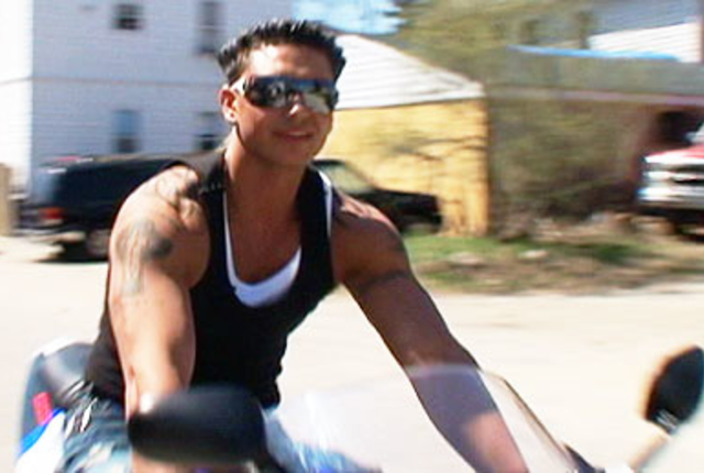 Pauly-d-rides