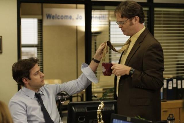 Jim v dwight