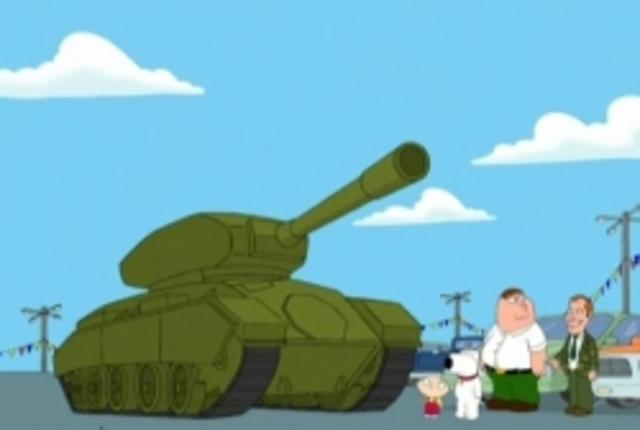 Peters tank
