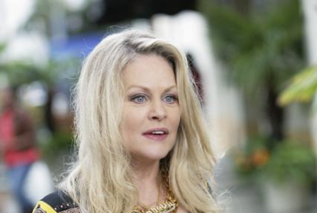 Beverly dangelo on cougar town