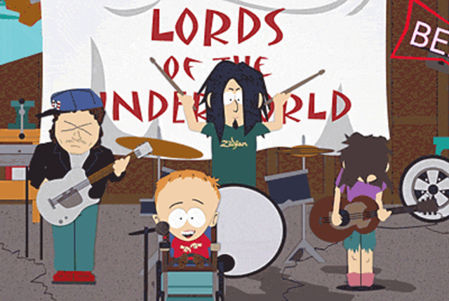 Lords of the underworld picture