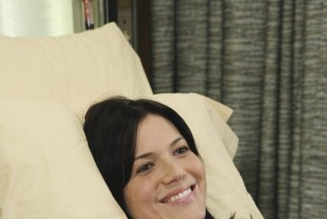 Mandy moore on greys anatomy