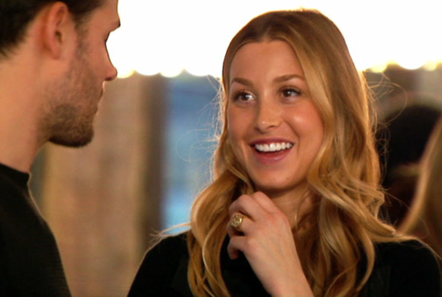 Whitney port just too nice