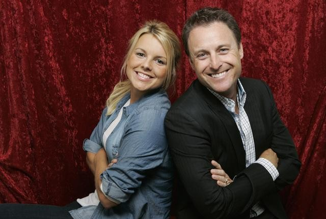 Ali fedotowsky and chris harrison photo