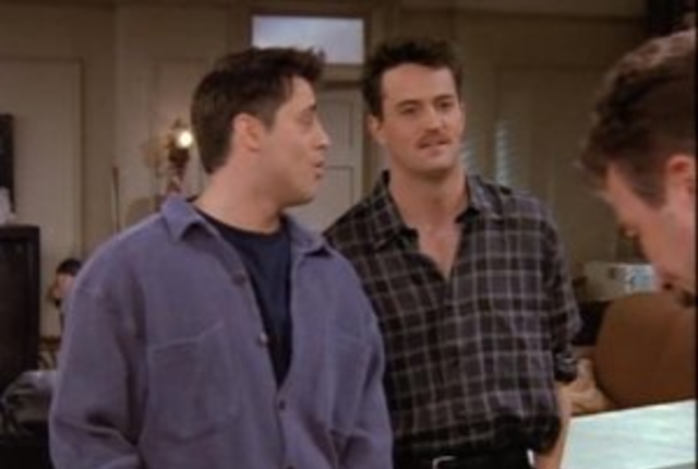 Joey chandler and richard
