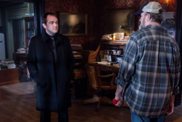 Crowley and bobby