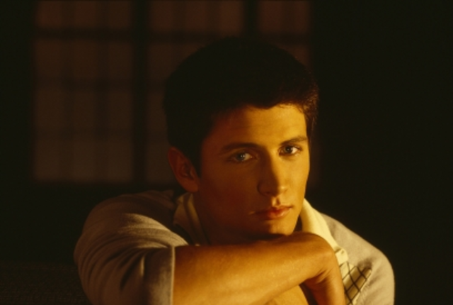 James lafferty promo picture