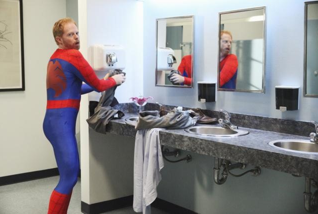 Mitchell-as-spiderman