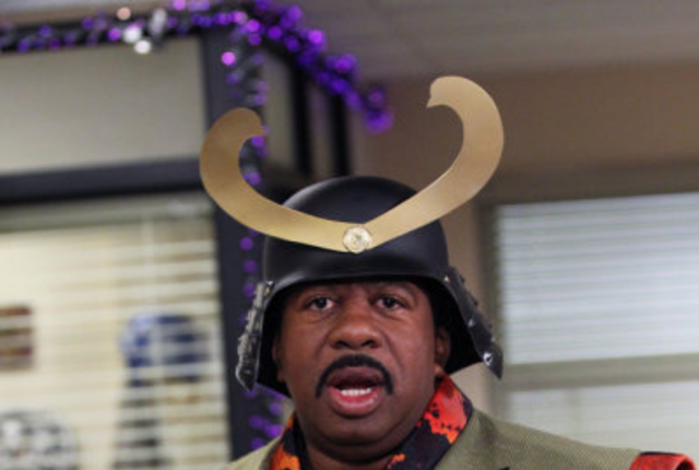 Stanley-in-costume