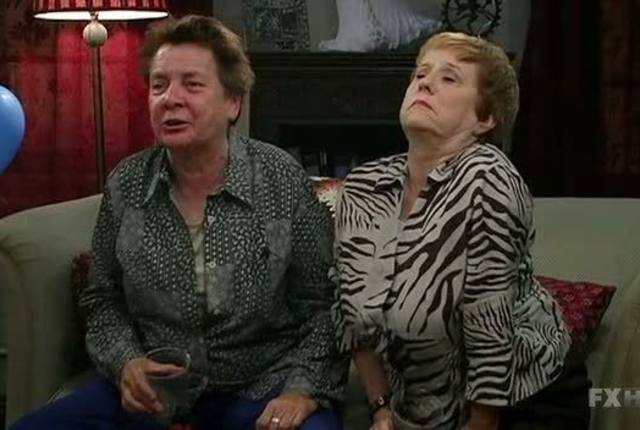 Mrs mac and mrs kelly