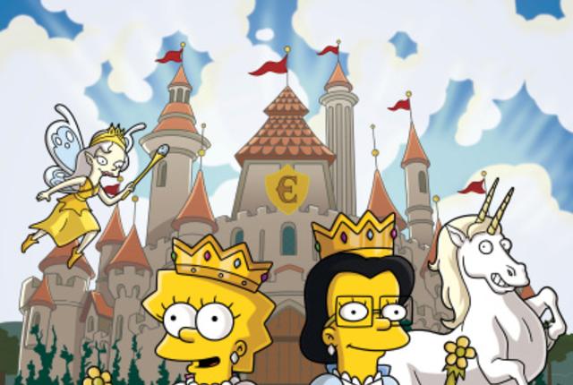 Lisas fantasy world