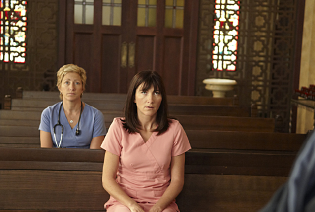 Season three premiere scene