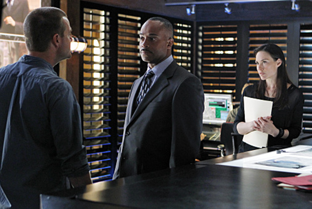 Vance returns to ncis la