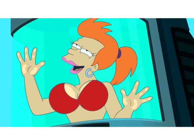 Fry-as-a-woman