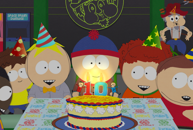 Happy birthday stan