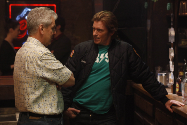 Lenny clarke and denis leary on rescue me