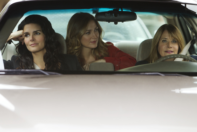 The ladies of rizzoli and isles