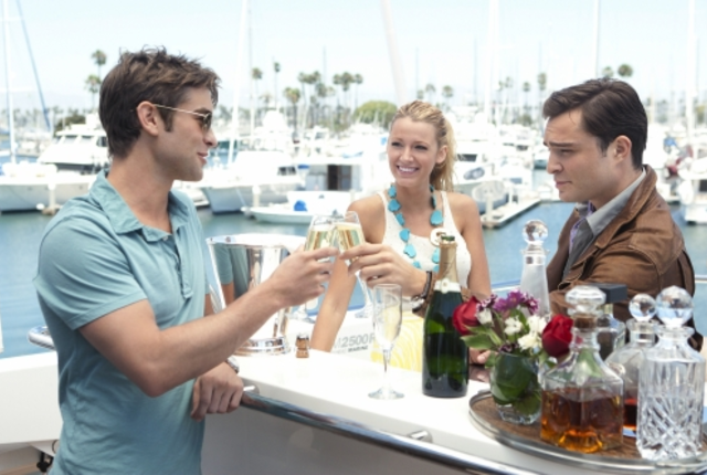 Cheers to a new season