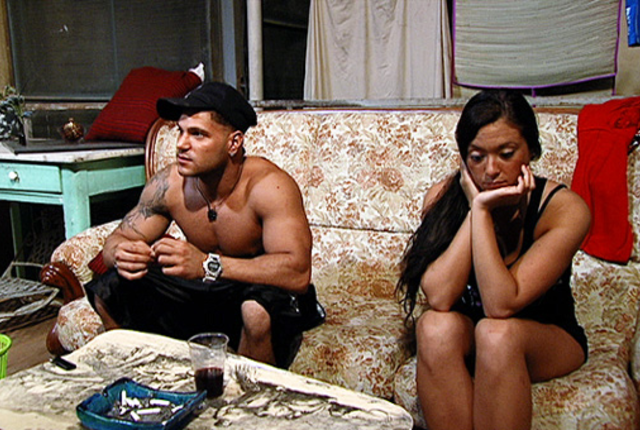 Ronnie and sammi jersey shore