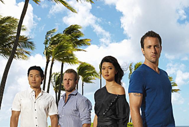 Hawaii five 0 cast photo