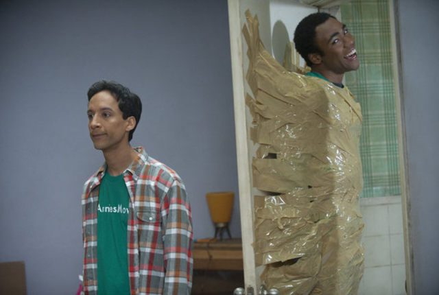 Fun with troy and abed