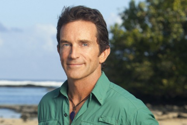 Jeff probst close up