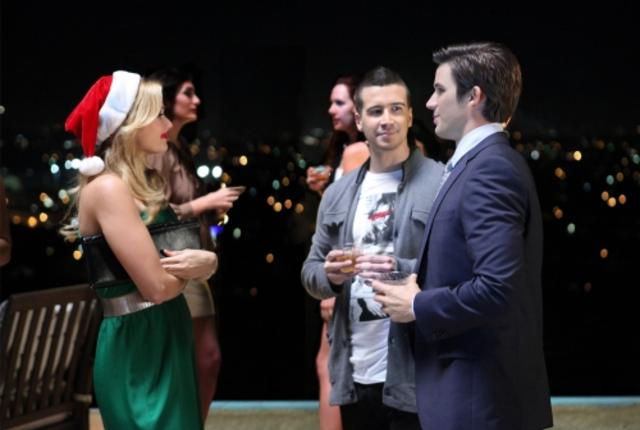 Vinny gaudagnino on 90210