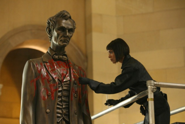 Cam and abraham lincoln