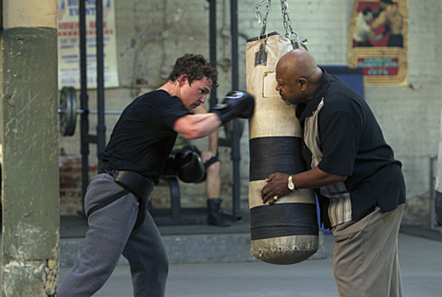 Shawn hatosy and charles s dutton on criminal minds