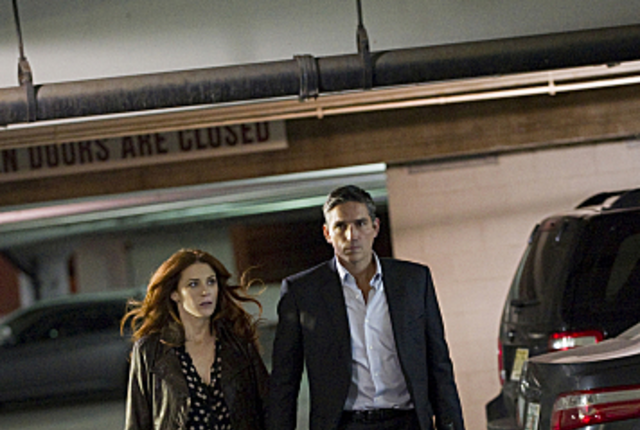 Bridget regan on person of interest