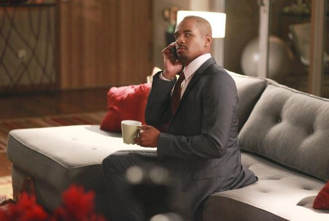 Damon wayans jr on happy endings